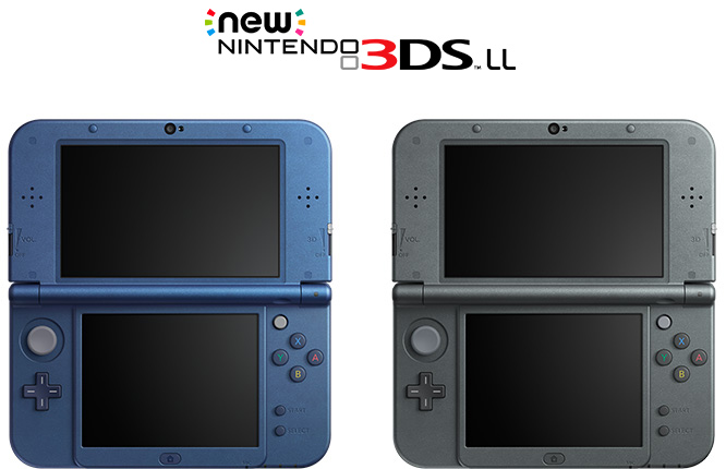 「New 3DS LL」の画像検索結果