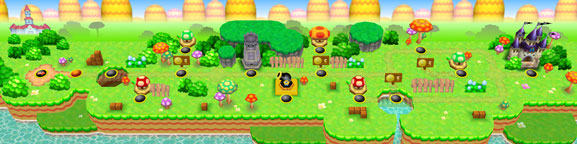 Nintendo 2 ds super bros 2