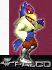 Falco Pinup