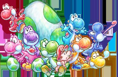Nintendo Ds Yoshi S New Island