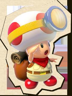Nintendo News 『イベントレポート』 キノピオ隊長がいく! 次世代ワールドホビーフェア 14 Summer|任天堂