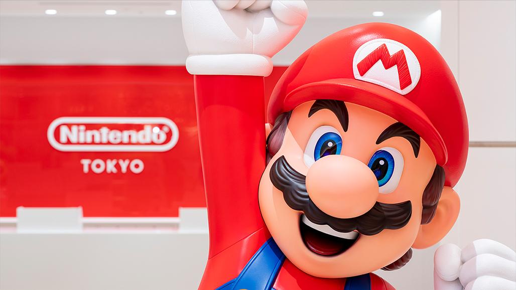 Nintendo Tokyo 任天堂