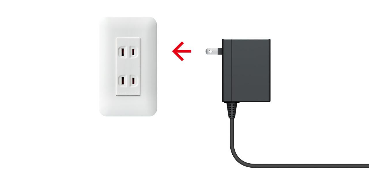 できない スイッチ ライト 充電