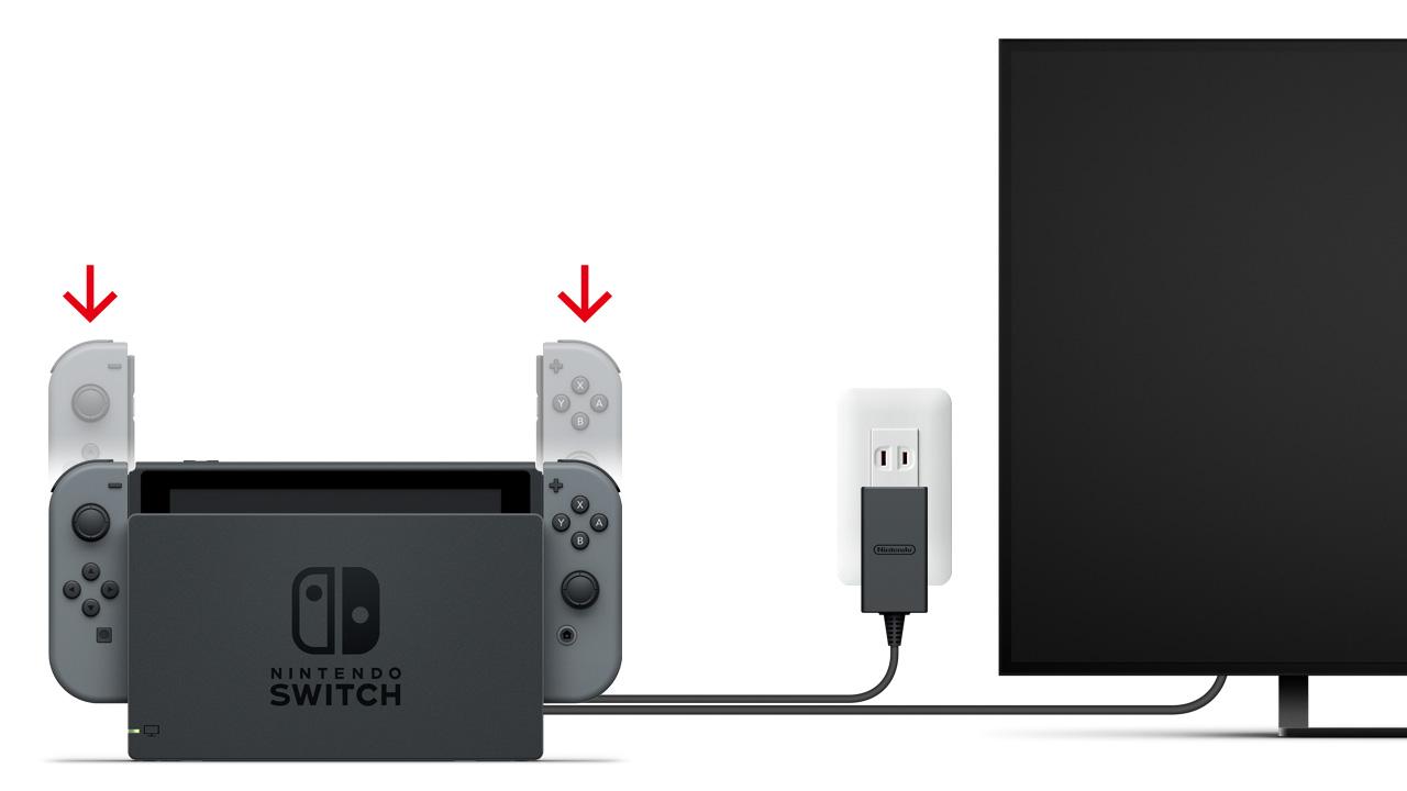 Nintendo Switch Mit Fernseher Verbinden