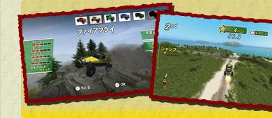 ファイアフライ:ゲーム画面