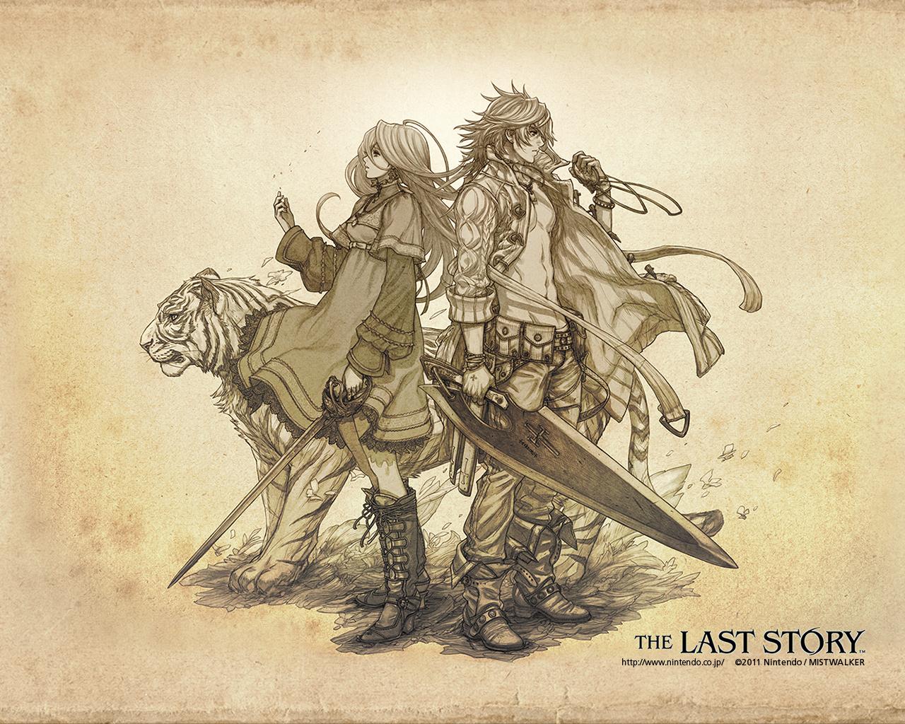 The Last Story ラストストーリー Pc壁紙