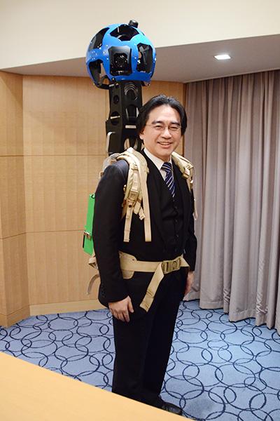 Iwata Wii Street U